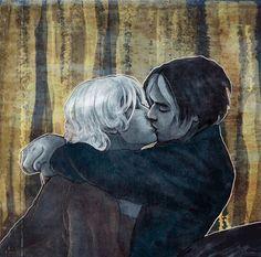 Kiss by *Finnguala on deviantART