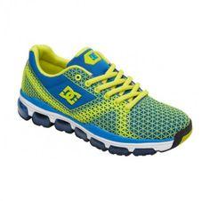 Tênis DC Shoes Men's Psi Flex Trainer Shoes Sulphur ADYS200010 #Tênis #DC Shoes