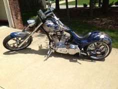 2006 KC Creations Custom Custom , Blue/Silver, 4,000 miles for sale in Woodburn, IN