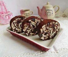 Fincsi és gyors süti, ínycsiklandóan habos. Ha nincs kedved sütni, próbáld ki ezt a receptet! Hozzávalók: 40 db babapiskóta 10 dkg étcsokoládé 2 dkg vaj…