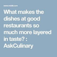 what make a good restaurant How to start a successful restaurant by: lisa furgison starting source this article is  it's also a good idea to figure out what you want your restaurant to look like what will be your restaurant's aesthetic  hire while you will probably need to hire some staff to make your restaurant a success, don't go overboard paying.