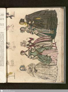 329 - No. 7. Tagesbericht für die Modenwelt. - Allgemeine Moden-Zeitung - Seite - Digitale Sammlungen - Digitale Sammlungen