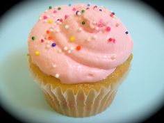 The Perfect Buttercream Icing Recipe and Cupcake Tip | Six Sisters' Stuff. 1/2 cup solid vegetable shortening, 1/2 cup butter or margarine, 4 cups (1 lb) sifted confectioners sugar, 2 tablespoons milk, 1 tsp vanilla