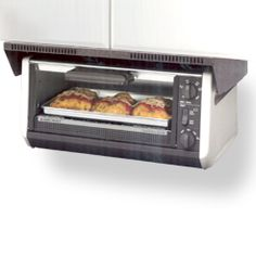 Charmant Under Cabinet Toaster Oven Black And Decker Great Job Designing Toaster  Oven Ovens: These Are Designed For Taking Up A Nominal Amount Amount  Connected With ...