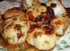 Broiled Scallops Recipe - Food.com - 16048