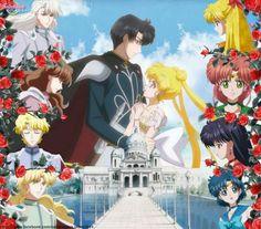 Online shopping for Anime Merch with free worldwide shipping Arte Sailor Moon, Sailor Moon Manga, Sailor Jupiter, Sailor Mars, Sailor Moon Crystal, Disney Marvel, Princesa Serena, Sailer Moon, Happy Halloween