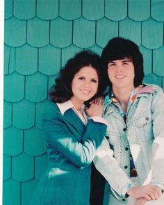 ... & MARIE OSMOND real photo – 8×10 glossy! Candid from 70s ZTAMS
