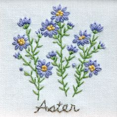 embroidery_aster