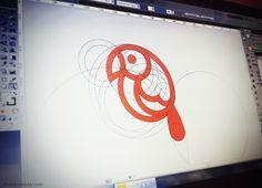 #branding #identity #design #shapebuilding #geometry
