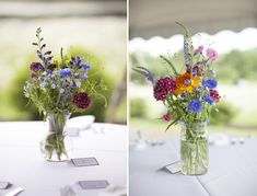 A Spring Wedding in a Meadow of Flowers by Love Me Do Photography