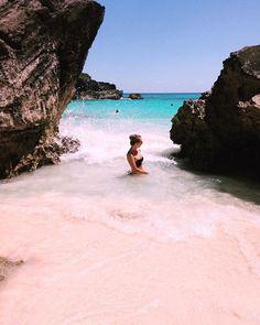 Bermuda #pinksands