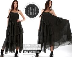 Gypsy Style with Bohemian Charm by MES DEMOISELLES, Paris