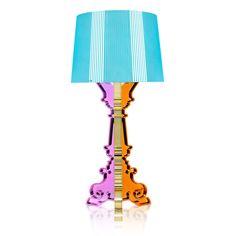 Lampade da tavolo: Lampada Bourgie Multicolor da Kartell