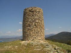 Vista desde la Atalaya de El Berrueco