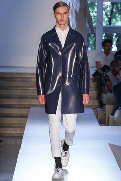 Jil Sander SS2014, Milán Fashion Week.