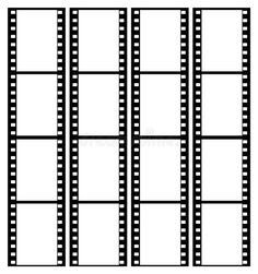 Illustration about film strip showing 16 black frames which could be used as a story board on a grey graduated background. Illustration of border, burned, millimeter - 2432695 Polaroid Frame Png, Polaroid Picture Frame, Polaroid Template, Polaroid Pictures, Frame Template, Bullet Journal Cover Ideas, Bullet Journal School, Journal Stickers, Scrapbook Stickers