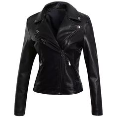 Yoins Leather Biker Jacket With Tassel Detail (£45) ❤ liked on Polyvore featuring outerwear, jackets, black, slim fit jackets, slim fit motorcycle jacket, genuine leather biker jacket, tassel leather jacket and leather jackets