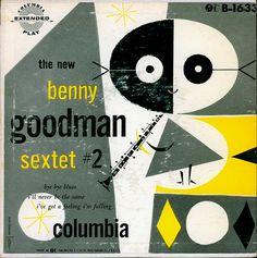 Benny Goodman sextet 45