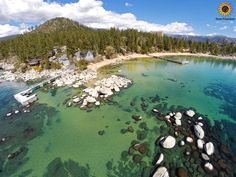 Lake Tahoe: Beauty From Above