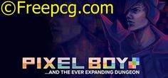Pixel Boy and the Ever Expanding Dungeon Free Download PC Game