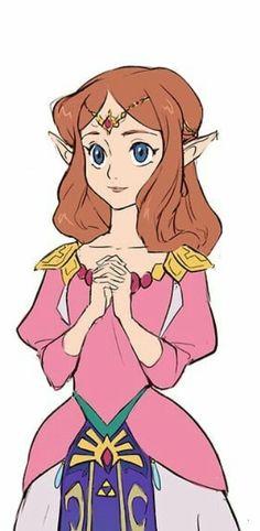 Zelda art