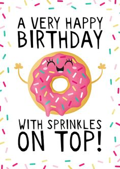 birthday gifts for him Happy Birthday Wishes For A Friend, Special Birthday Wishes, Happy Birthday Celebration, Happy Birthday Messages, Happy Birthday Quotes, Happy Birthday Greetings, Birthday Wishes Girl, Birthday Memes, Happy Birthday Donut
