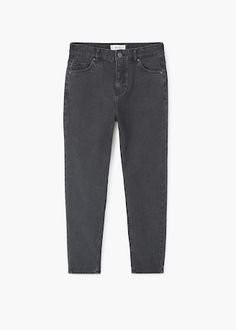 Mom relaxed jeans | MANGO