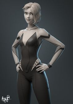 "2019 - 15 May ""Gwen Stacy"" Personal project stylized character sculpt by Yuditya Afandi. Studio/client: stylized character, sculpture Software: Blender Tasks: - modelling - sculpting When: May 2019 Comment: Sculpting exercise I did recently Marvel Girls, Marvel Avengers, Super Marvel, Marvel Spider Gwen, Comic Manga, Spider Girl, Spider Women, Gwen Stacy, Spider Verse"