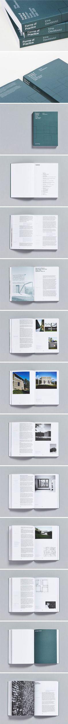 GTA Verlag - Forms of Practice :: Cartlidge Levene :: http://cartlidgelevene.co.uk