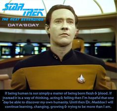 Image result for star trek humanism quotes