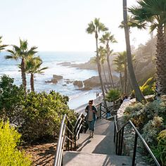 Crystal Cove State Park to Laguna Beach, CA - Fall Hike Recommendations - Sunset Mobile