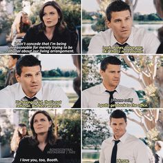 Bones, 7x01 I LOVE it. They are so CUTE <3