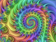 Trippy colorful spiral - Fractals Wallpapers and Images Fundo Hd Wallpaper, Trippy Wallpaper, Background Hd Wallpaper, Computer Wallpaper, Wallpaper Downloads, Trippy Background, Computer Art, Iphone Wallpaper, Fractal Images