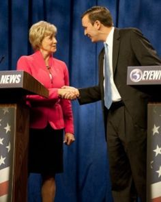 #CTSen: Linda McMahon Offers Ridiculous Excuse For Opposing Emergency Contraception In Cases Of Rape. - @Think Progress