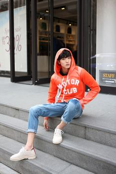 Hoodie #menstyle #mensfashion #koreanfashion