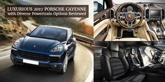 Read our review of the 2017 #Porsche Cayenne as we take a closer look at its amazing luxuries and versatile performance. #UAE