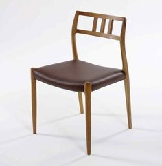 Model No 79 Chair Designer: Niels Otto Moller Manufactured by: J. Moller Dimensions (in): w Blue Velvet Dining Chairs, Dining Room Chairs, Side Chairs, Second Hand Sofas, Second Hand Furniture, Furniture Outlet, New Furniture, Stage House For Sale, Cosy Kitchen
