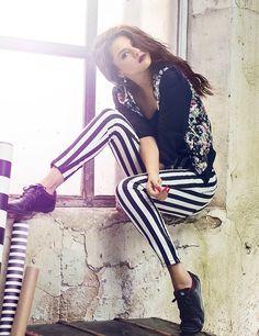 Séléna Gomez joue la femme fatale pour Adidas !