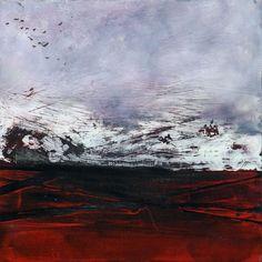 ARTFINDER: River of Deceit by Marjan Fahimi - Mixed media on wood