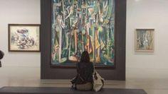 Wifredo Lam @Pompidou