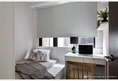 俐落輕美式_美式風設計個案—100裝潢網 Office Desk, Furniture, Home Decor, Desk Office, Desk, Room Decor, Home Interior Design, Home Decoration, Office Table