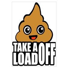 Take a Load Off  #cute #kawaii #puns #punny #funny #humor #humorous #quotes #quotations #sayings #phrases #poo #poop