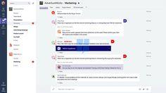 Skype Teams: l'arme de Microsoftpour contrer Slack? - JDN
