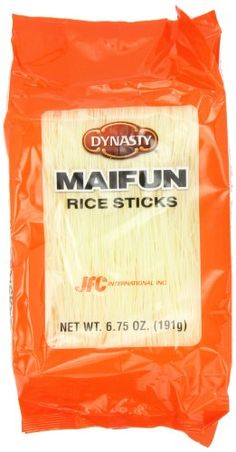 How to cook maifun rice sticks
