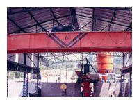 Obra: Fabricación y montaje de Puente Grúa Capacidad: 25 Ton Ciudad: Pereira Cliente: Concisa  Descripción: Puente Grua Birrail de 15 m de Luz.  IMK.SAS Calle 3 No. Transv. 3 - 200, Parcelación Industrial La Dolores, Palmira - Valle Del Cauca   Tel: (+57) 6669656 | Fax: (+57) 6669407 | info@imksas.com