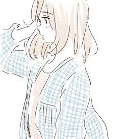 Imagen de anime, girl, and cute