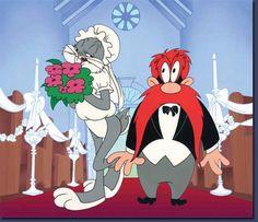 bugs bunny wedding