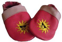 Napocskás rózsaszín Szofi puhatalpú  cipő