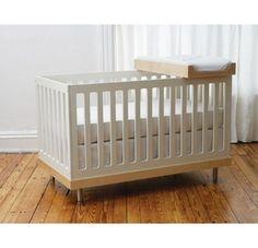 Oeuf Classic Crib Set in Natural Birch - / - Nursery Sets - Nursery Furniture - Baby & Kids' Furniture - Furniture Nursery Furniture, Kids Furniture, Nursery Decor, Nursery Ideas, Playroom Ideas, Nursery Room, Contemporary Cribs, Small Nurseries, Girl Nurseries