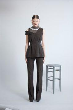 Isa Arfen Fall 2015 Ready-to-Wear Fashion Show